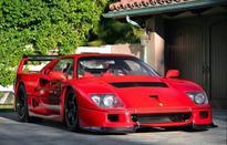 Enzo Ferrari's Namesake Supercar, the F40