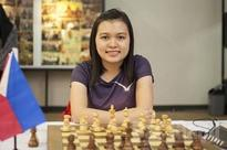 Hung wins gold, Liem takes silver at Asian champs