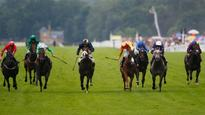 Australian sprinter Holler misses out in Diamond Jubilee Stakes at Royal Ascot