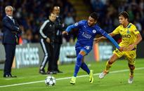 Mahrez wins it for Leicester, Madrid march on