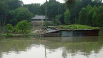 Flood snaps Jamalpur-Dewanganj train service