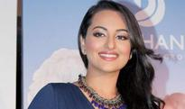 What is Sonakshi Sinha up to in Ibiza?