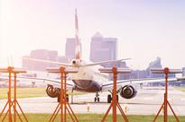 London City airport shut on Friday after 'accidental discharge' of CS gas