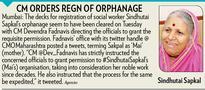 Sindhutai alleges govt negligence over registration of her orphanage in Manjri