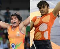 World Wrestling Championship: Sakshi Malik, Vinesh Phogat book India berths for mega event