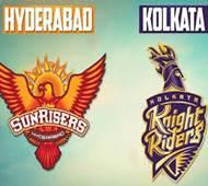 IPL 2016: Sunrisers opt to field against KKR