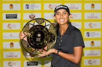 Ashok Qatar Ladies Open champ
