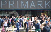 Primark UK sales fall for the first time as parent plunges into pension deficit