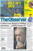 Newspaper headlines: Labour's 'Hunger Games' and Olympic glory