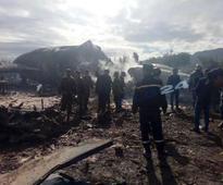 257 killed in Algeria military plane crash