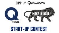 Qualcomm QPrize Make in India contest announced, awards Rs. 2 Crore for winning startup