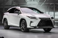 Toyota Plans Lexus India Launch By August 2016
