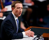 Zuckerberg says his data also harvested and sold by Cambridge Analytica