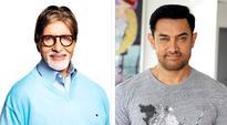 Amitabh Bachchan and Aamir Khan to star in Yash Raj Films next