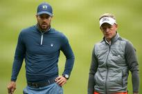 Paul Scholes, Robbie Fowler, Jamie Redknapp and more turn out for Wentworth Pro-Am golf competition