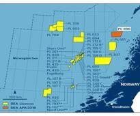 DEA wins two licences in Norwegian Continental Shelf