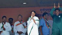 Mamata Banerjees first rally in Tripura to oust the Left