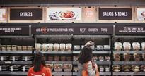 Amazon GO launched as a Physical Store with no Checkout lines