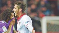 Sevilla end Real run