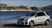 2013 Mercedes-Benz ML 63 AMG Preview