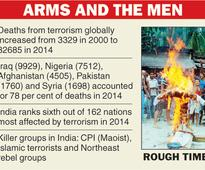 25% terror attacks in Assam: Report