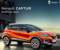 Renault Captur SUV unveiled in India, bookings open at Rs 25,000
