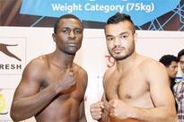 Vikas Krishan faces Abaka hurdle on road to Rio