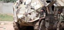 ISIS loses key town