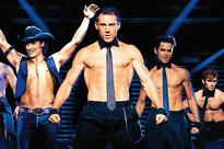 CHANNING TATUM IS MAKING FANTASIES A REALITY WITH A MAGIC MIKE LIVE SHOW