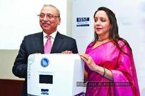 Hema Malini launches Kent Superb in Delhi