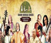 Festival of Music:Swami Haridas Tansen Sangeet Nritya Mahotsava