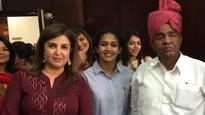 Farah Khan honoured at the FICCI Ladies Organisation Icon Awards!