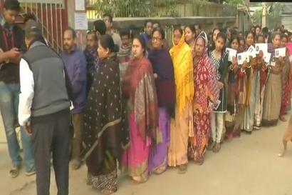 Voting begins in Tripura on 59 seats