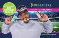 Former NFL Star Marshawn Lynch Partners With It'sugar For His Own Personal Candy Line