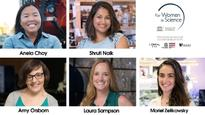 L'Oral USA Announces The 2016 For Women In Science Fellows