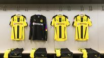Dortmund unveil new kit for 2016-17 season