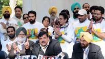 Sukhbir Badal insulting NRIs by branding them terrorists: AAP