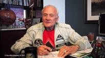 Buzz Aldrin recovering in hospital after reaching South Pole