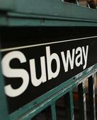 Subway riders dismiss NYC plan to wake snoozing passengers