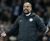 Premier League: Pep Guardiola praises Manchester City for dogged victory over West Ham United