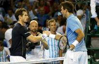 Davis Cup roundup: Argentina ahead as Del Potro beats Murray, Croatia level, Spain lead India
