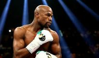 Floyd Mayweather wins boxer of the yr award for the third time