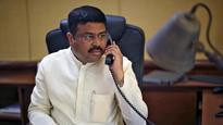 BJD lacks unanimity on resolving water disputes: Dharmendra Pradhan
