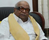 DMK president M Karunanidhi cuts short election campaign