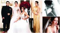 My gowns are for the modern bride: Designer Ashley Rebello