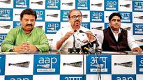AAP complains to CBI against North mayor