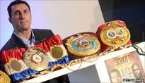 Fury Turns Down 'Exclusive' Klitschko Rematch