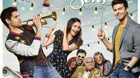 Kapoor And Sons: Alia Bhatt, Sidharth Malhotra and Fawad Khan get into party mode in first poster