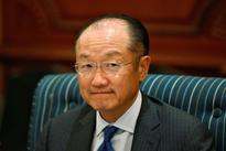 World Bank's Kim launches bid for second term as president