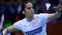 Saina sails to quarters, PV Sindhu eliminated from Asian Championships